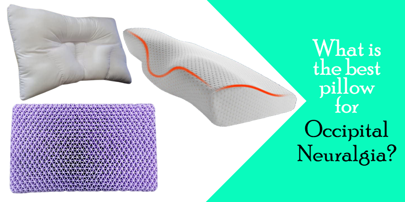 Comparing 3 pillows for Occipital Neuralgia