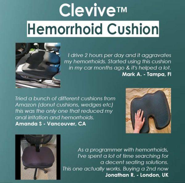 Hemorrhoid Cushion Reviews